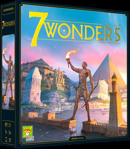 7 Wonders V2 (NL versie)