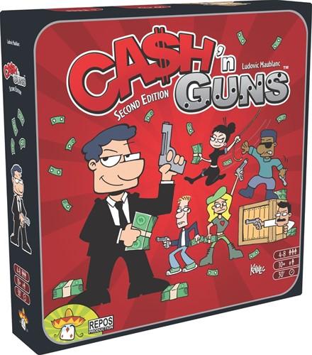 Cash 'n Guns - Second Edition (NL)
