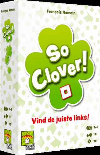 So Clover! - Coöperatief Partyspel