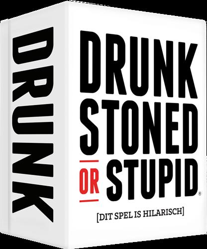 Drunk, Stoned or Stupid (NL versie)