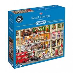 Retail Therapy Puzzel (1000 stukjes)