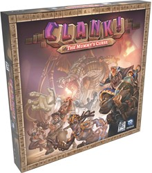 Clank! Mummy's Curse Expansion