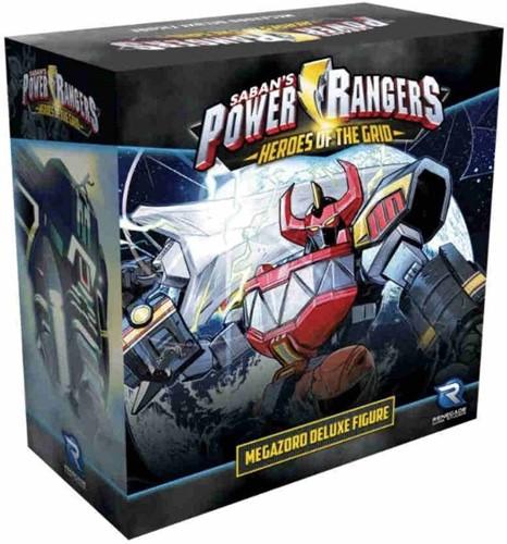 Power Rangers - Megazord Deluxe Figure