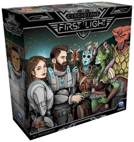 Circadians - First Light