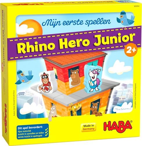Mijn eerste spellen - Rhino Hero Junior