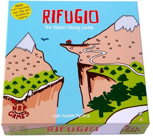 Rifugio - Bordspel