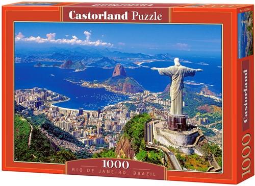 Rio de Janeiro, Brazil Puzzel (1000 stukjes)