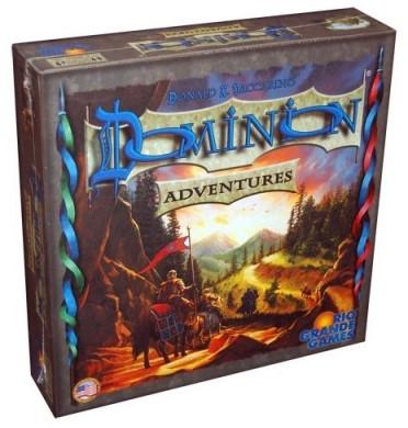 Dominion - Adventures Uitbreiding (Engels)