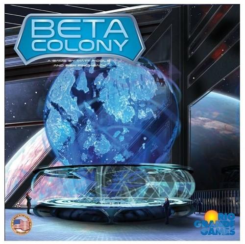 Beta Colony - Boardgame