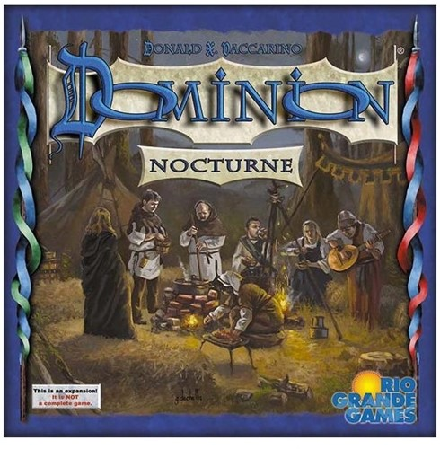Dominion - Nocturne (Engels)