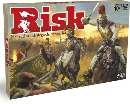 Risk Bordspel - Refresh