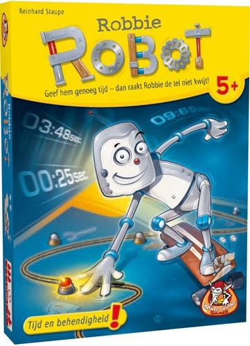 Robbie Robot - Kaartspel (demo spel)
