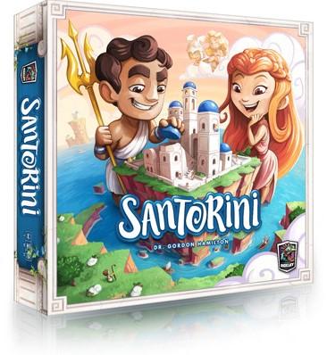 Santorini - Bordspel-1
