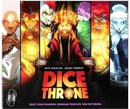 Dice Throne Season 1