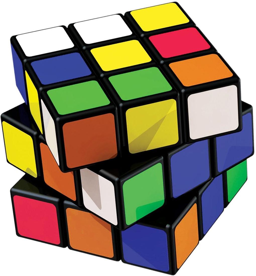 Rubik's Cube 3 x 3 - kopen bij Spellenrijk.nl