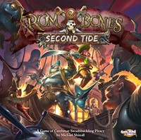 Rum and Bones - Second Tide