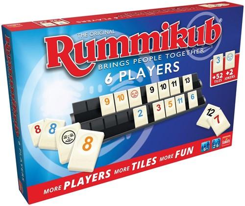 Rummikub - 6 spelers (doos beschadigd)