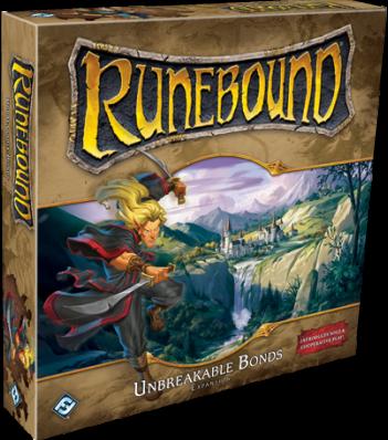 Runebound 3rd Edition - Unbreakable Bonds
