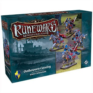 RuneWars - Oathsworn Cavalry Unit