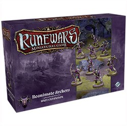 RuneWars - Reanimate Archers Unit