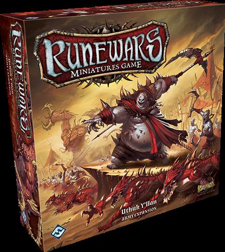 RuneWars - Uthuk Army