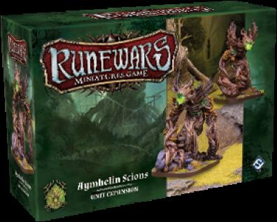 RuneWars - Aymhelin Scion Unit