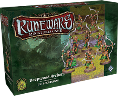 RuneWars - Deepwood Archers Unit