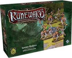 RuneWars - Leonx Riders Unit