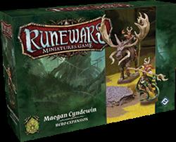 RuneWars - Maegan Cyndewin Hero Expansion