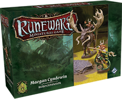 RuneWars - Maegan Cyndewin Hero Expansion