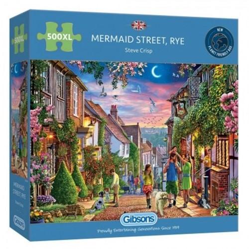 Mermaid Street, Rye Puzzel (500 XL stukjes)