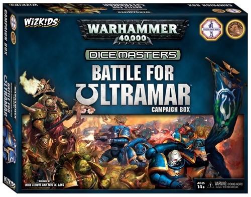Warhammer 40K Dice Masters Battle for Ultramar