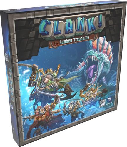 Clank! - Sunken Treasures