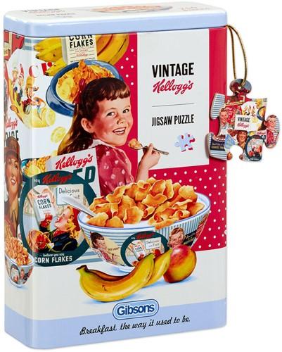 Vintage Kellogg's Puzzel (250 stukjes)
