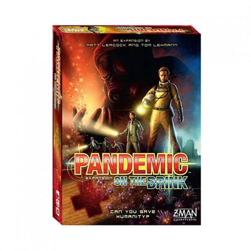 Pandemic - On The Brink Expansion 2nd Edition