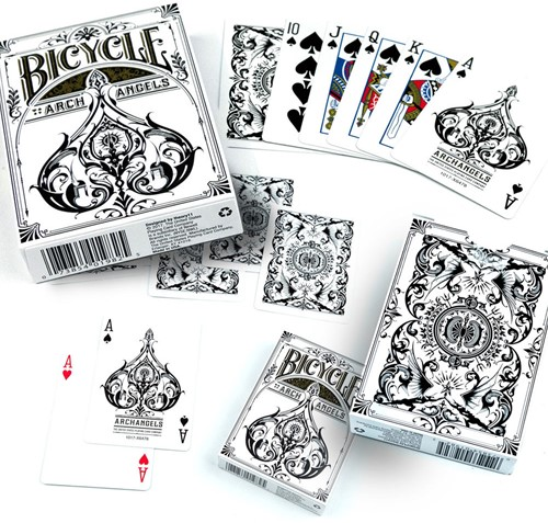 Bicycle Pokerkaarten - Archangels Premium-2
