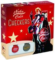 Fallout Nuka Cola Checkers (Doos beschadigd)