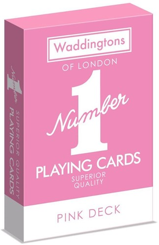 Roze Speelkaarten