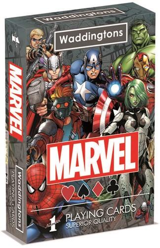 Marvel Universe - Speelkaarten