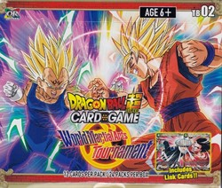 Dragon Ball Super - Themed 2 Boosterbox