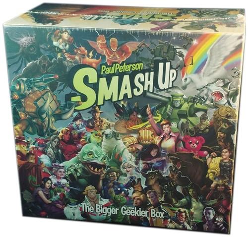 Smash Up - Bigger Geekier Box