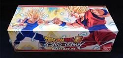 Dragon Ball Super - Draft Box 03