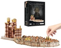 4D Cityscape - Game Of Thrones King's Landing Puzzel-2