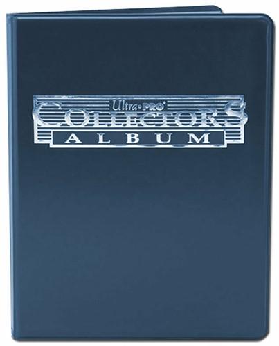 9-Pocket Portfolio - Collectors Album Blauw