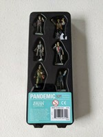 Pandemic 10th Anniversary Edition Painted Figures-2