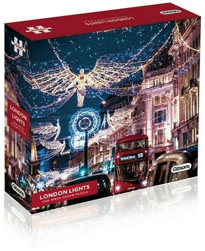 London Lights Puzzel (1000 stukjes)