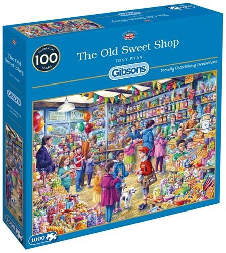 The Old Sweet Shop Puzzel (1000 stukjes)
