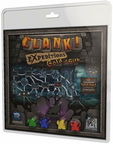 Clank! - Expeditions Gold and Silk