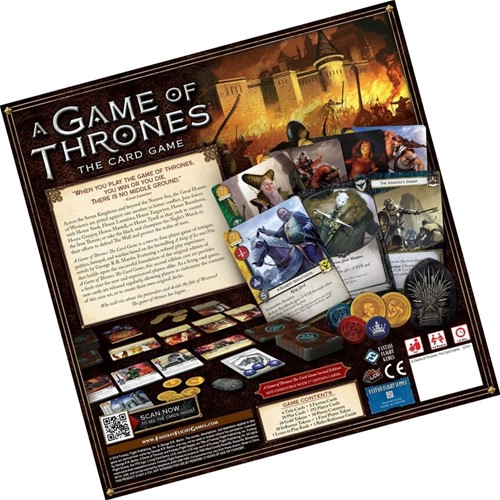 A Game of Thrones LCG 2nd Edition-2