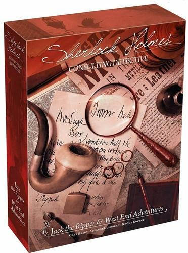 Sherlock Holmes - Jack the Ripper & West End Adventures